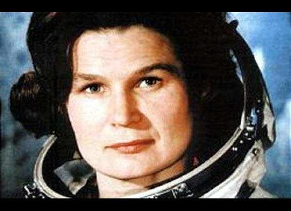 Valentina Tereshkova is the world's first female astronaut. She was once an obscure factory worker living in a remote village