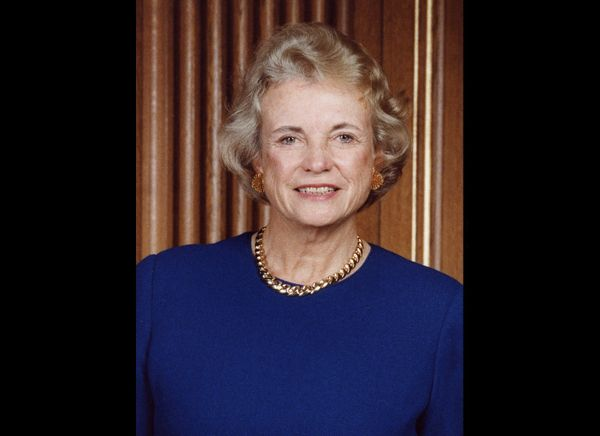 Sandra Day O'Connor is the first woman to become a United States Supreme Court Justice. Over the years, in an often divided c