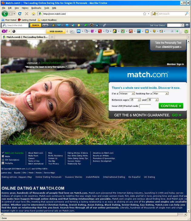 online dating espanol