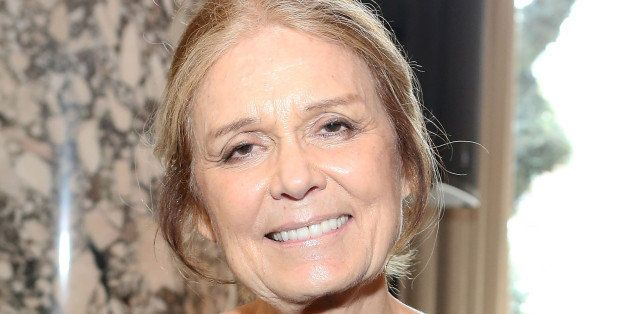 NEW YORK, NY - JUNE 18:  Gloria Steinem attends the Advancing Women Executives Afternoon Tea on June 18, 2014 in New York Cit