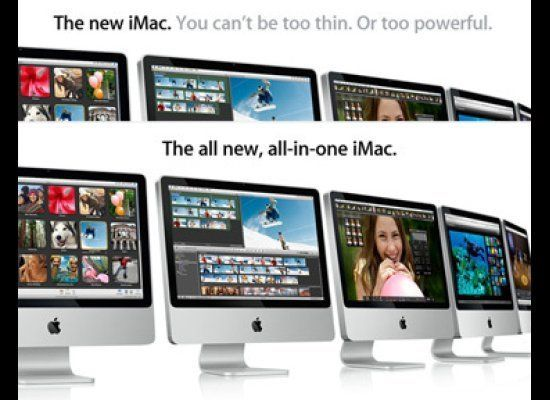 "In 2007, Apple <a href=""http://www.geeksugar.com/Apple-Takes-Down-You-Cant-Too-Thin-iMac-Ad-560149"" target=""_hplink"">pulled</"