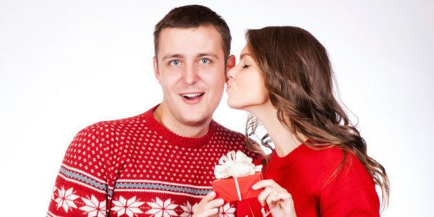 what to give a guy you just started dating for christmas
