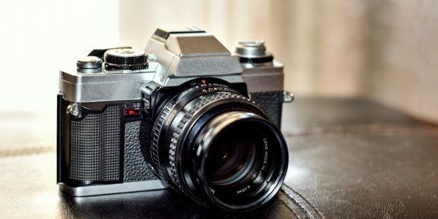 Film Camera from 80's