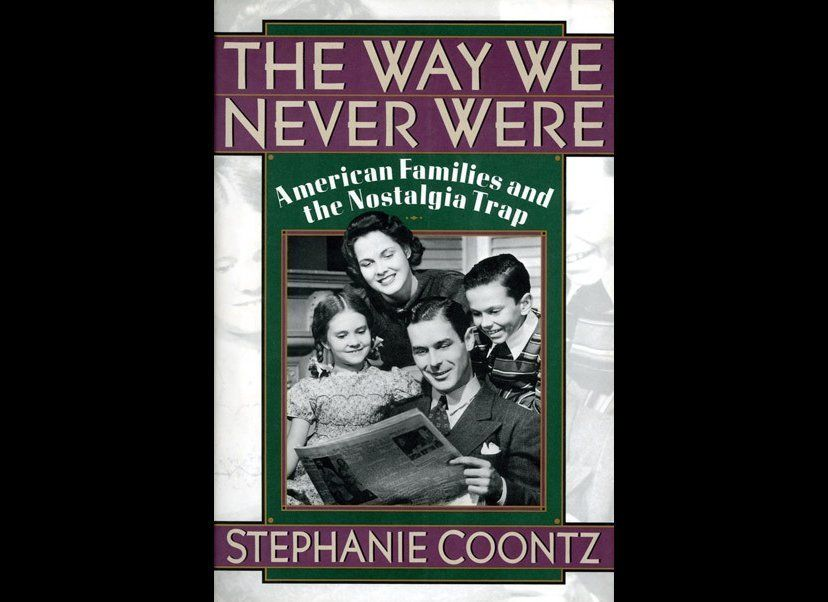 By Stephanie Coontz