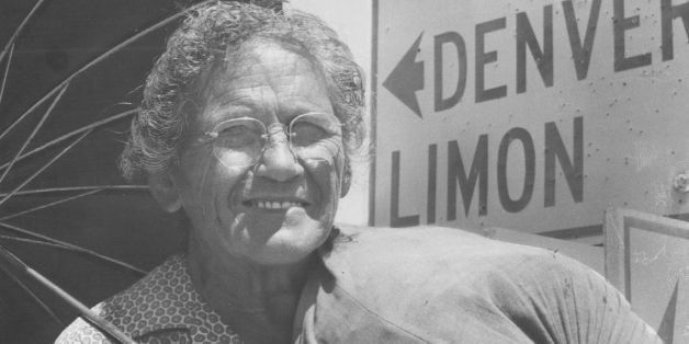 6-4-1959, MAY 12 1960; Mrs. Emma Gatewood, 71, Toting 15-LB. Pack; She hiked from Missouri to Oregon without aid in 1959.;  (