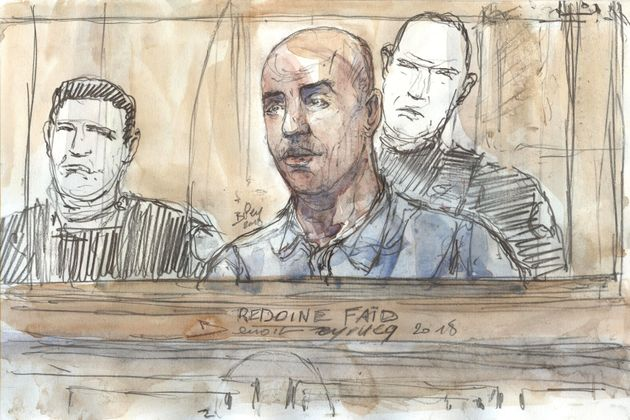 De retour en prison, Redoine Faïd