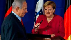 Merkel mit klaren Worten in Israel: