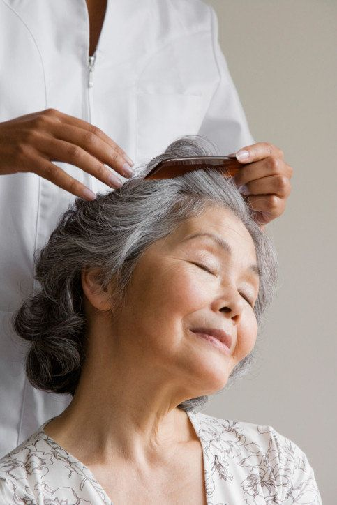 L'Oreal Is Developing A Pill That Will Prevent Gray Hair