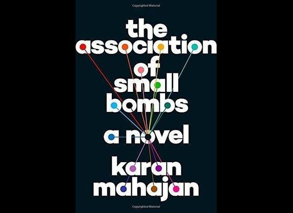 """""""An engaging if plot-thick novel that's alert to the intersection of the emotional and political."""" A terrorist bombing in De"""
