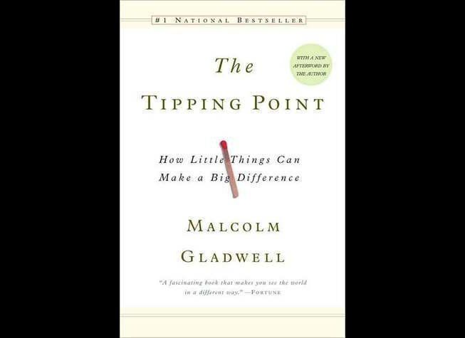 "The king of pop science, Gladwell makes sociological phenomena accessible. The theory behind ""The Tipping Point,"" that trends"