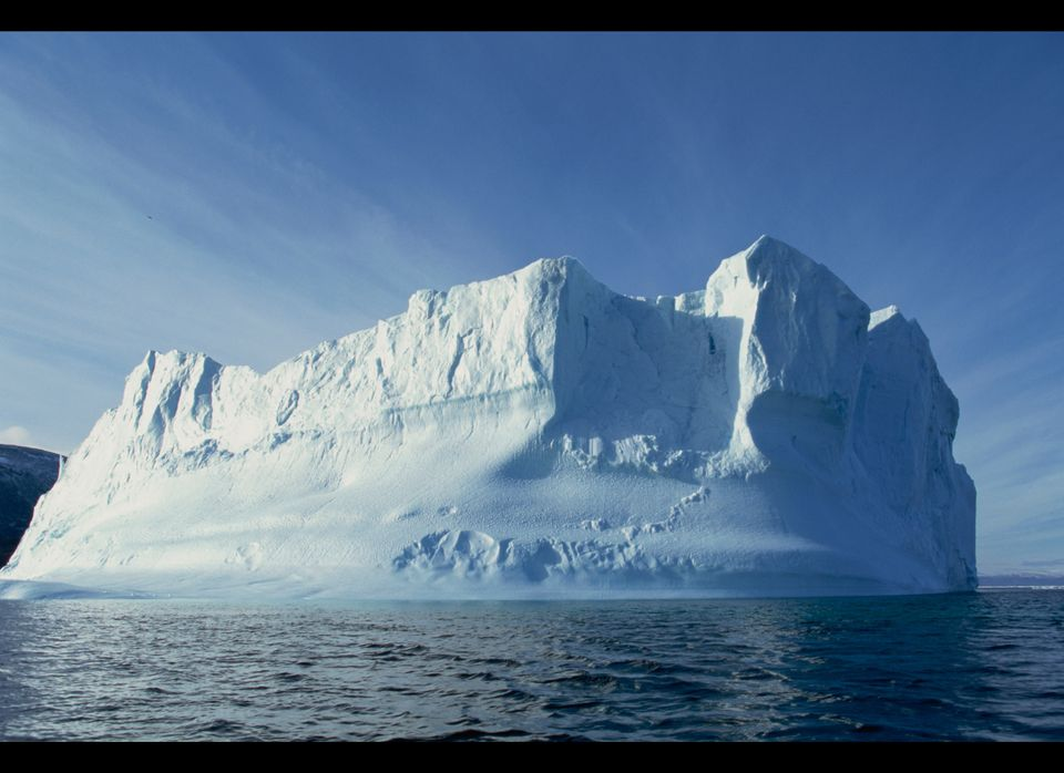 Nobody yet knows. The five nations bordering the Arctic Ocean - Canada, Denmark (through Greenland), Norway, Russia and the U