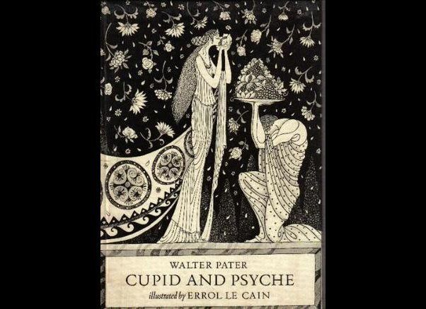 What's more romantic than falling in love with Love himself? That's what happens to the Greek maiden Psyche, who is so beauti