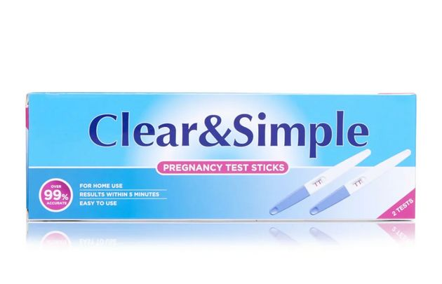 58,000 Clear & Simple Digital Pregnancy Tests Recalled After Kits Give False Positive
