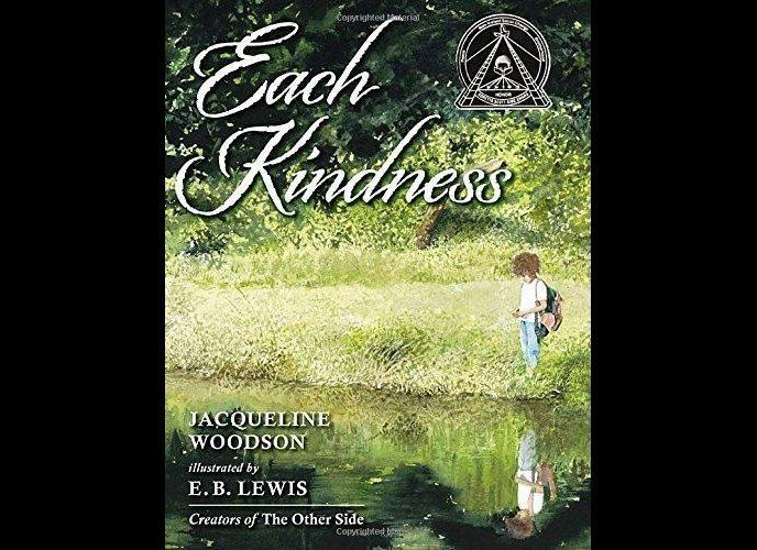 """Something of the flipside to the team's <em>The Other Side</em> (2001), this is a great book for teaching kindness. <em>(Pic"