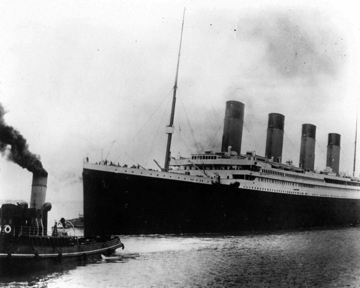 why was the titanic built