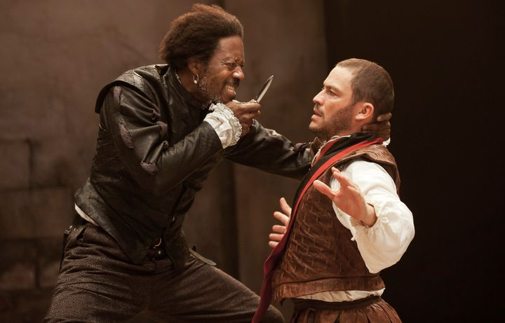 Is Othello Really Black? | HuffPost