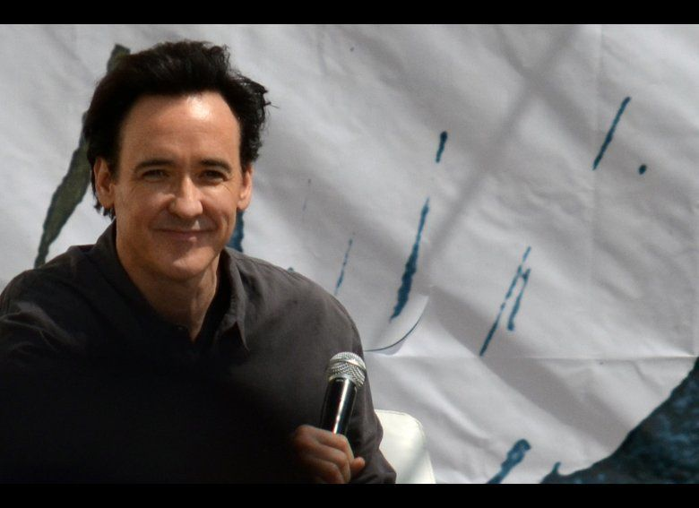 "John Cusack discusses playing Edgar Allan Poe in his upcoming film ""The Raven,"" interviewed by Mark Leyner"