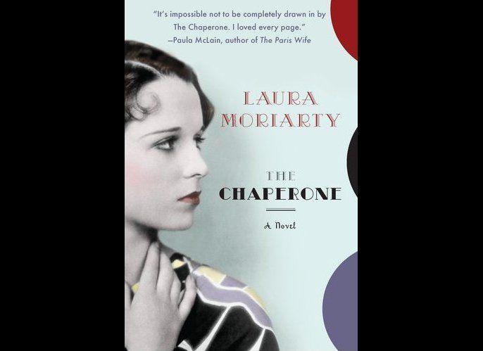 <strong><em>The Chaperone</em>, by Laura Moriarty (Riverhead, 2012)</strong>