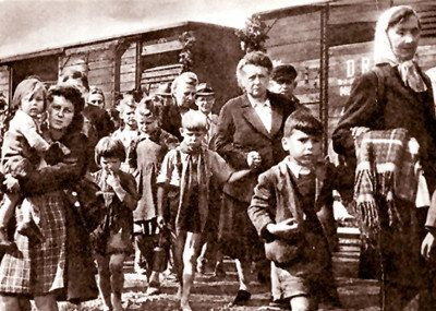 The Expulsion Of The Germans: The Largest Forced Migration