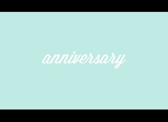 """An anniversary is supposed to be something that happens once a year. The Latin root """"annus""""  means """"year,"""" after all.   Nev"""