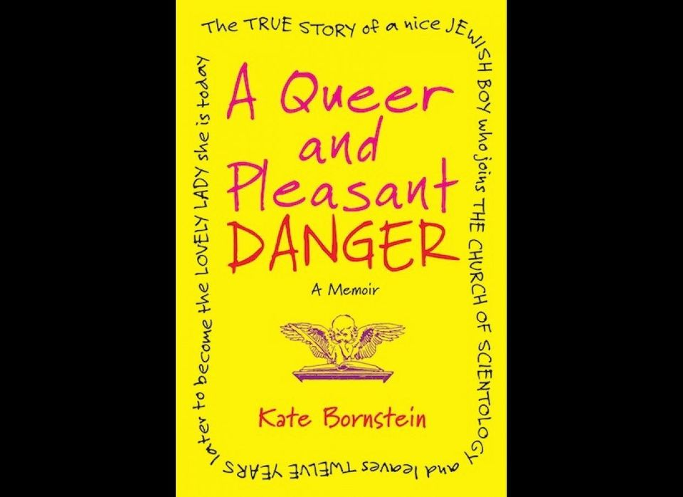 "Kate Bornstein is a critically acclaimed author, playwright, performance artist, and gender theorist whose books like ""Gender"