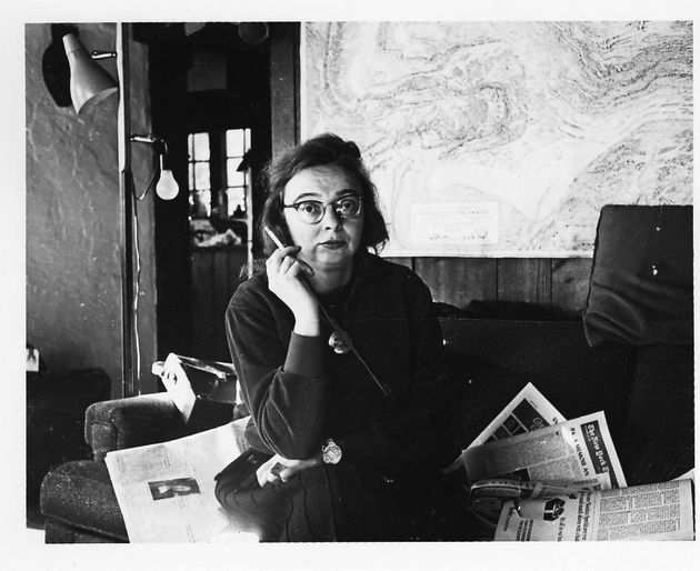 Marie Tharp The Woman Who Mapped The Ocean Floor Huffpost