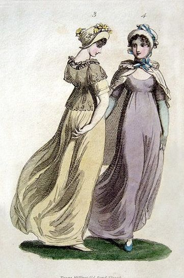 Austen's novels may now have become staples of 'costume drama', but in the world of <em>Emma,</em> costume prompts rather dif