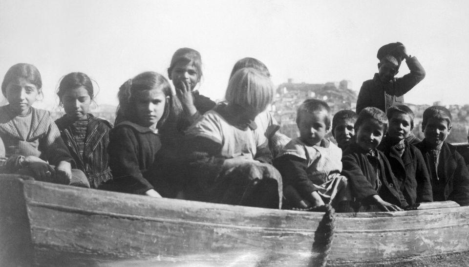 Η απαγόρευση εξόδου των ελληνικών πληθυσμών από τη Μικρά