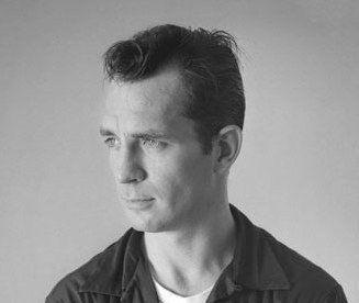 Description w:en:Jack Kerouac | Jack Kerouac  by photographer w:en:Tom Palumbo | Tom Palumbo , circa 1956 | Source http://www