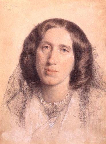 Description George Eliot (1865) by Sir Frederick William Burton    Source 669   Date 1865   Author Sir Frederick William Burt