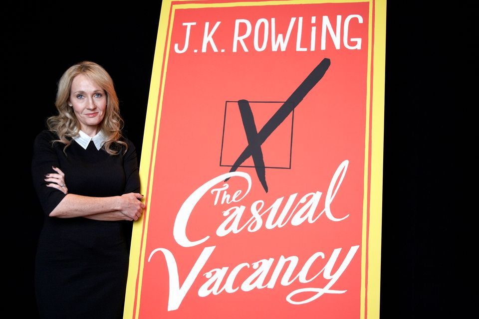 """It was the moment she left Hogwarts, and she did it <a href=""""https://www.huffpost.com/entry/the-casual-vacancy-review_n_19170"""