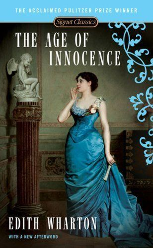 For <em>The Age of Innocence</em> in 1921.