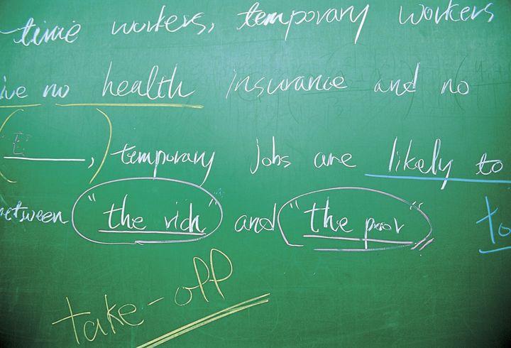 an english grammar lesson...