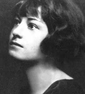 """Who:  American poet/critic/short story writer/satirist, 1893 – 1967  Where: <a href=""""http://www.facebook.com/DorothyParkerQuo"""
