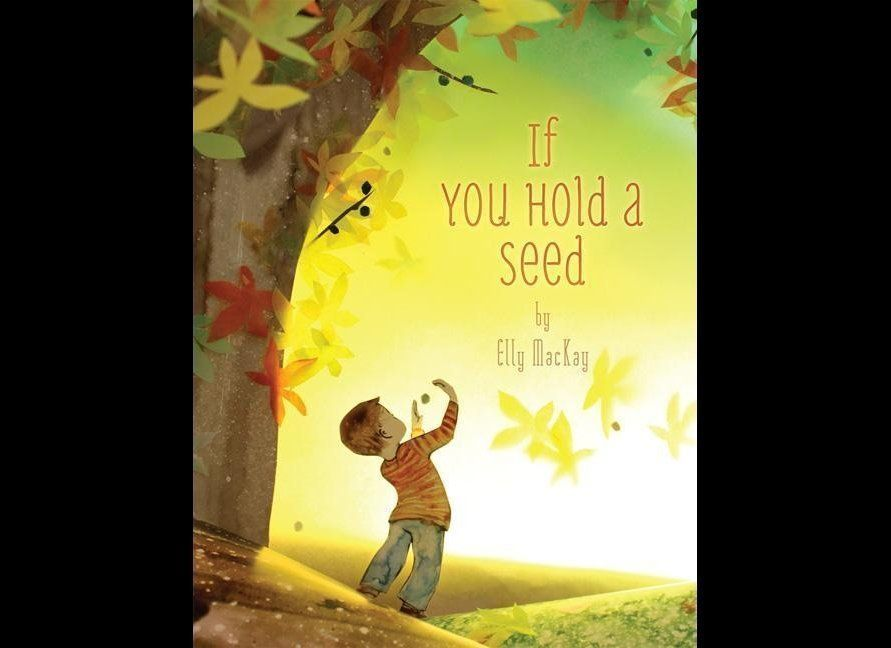 Hundreds of indistinguishable picture books have been published to remind us what happens when you plant a seed since Ruth Kr