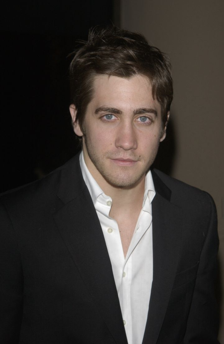 actor jake gyllenhaal at the...