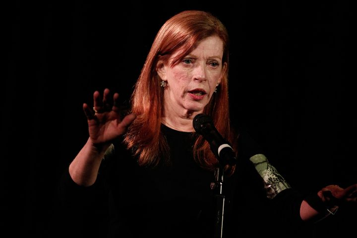 NEW YORK - OCTOBER 02:  The New Yorker writer Susan Orlean attends the 2010 New Yorker Festival at Le Poisson Rouge on Octobe