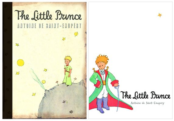 The Little Prince Anniversary Edition Book Cover Gets Major Update Huffpost