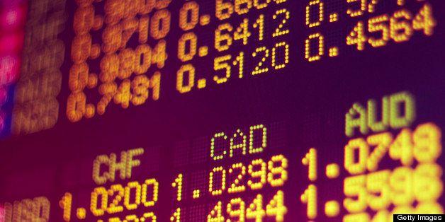 Stock board