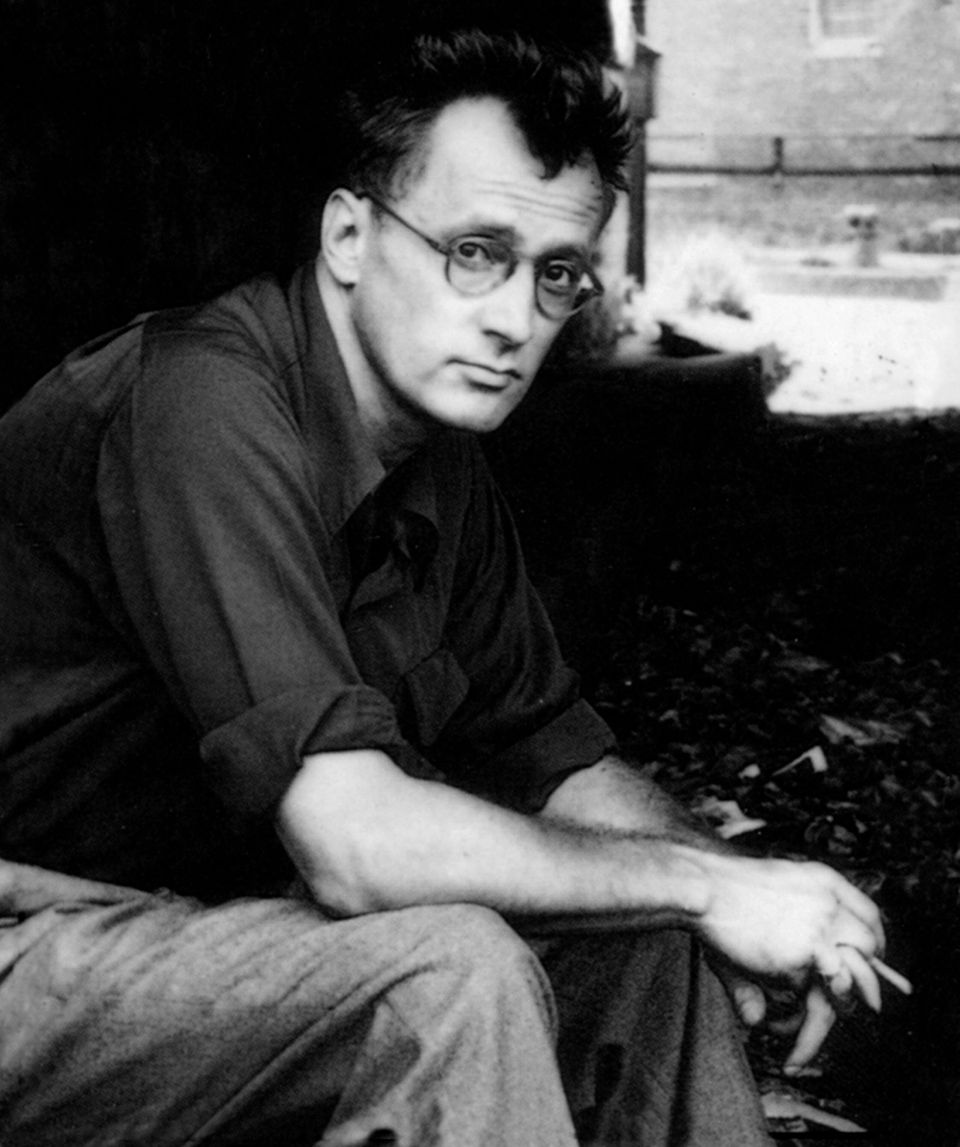 Winner of the National Book award for his novel <em>The Man With the Golden Arm,</em> as a young man Algren spent five months