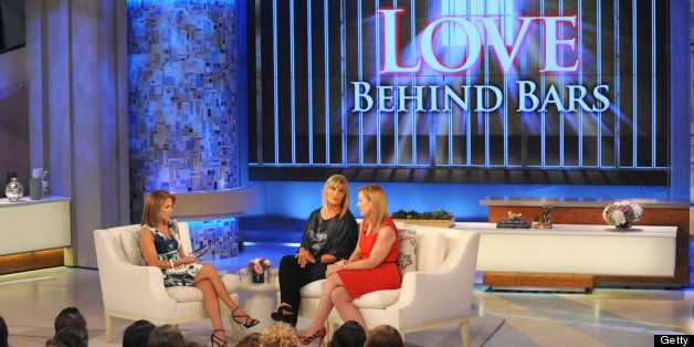 KATIE - 7/9/13 - 'Love Behind Bars,' with guests Amy Friedman and Dr. Casey Jordan, airs on KATIE, distributed by Disney-ABC