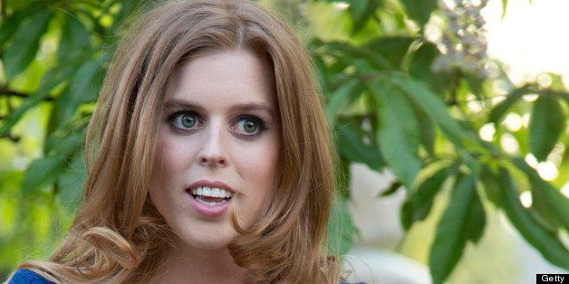 LONDON, ENGLAND - JUNE 26:  Princess Beatrice attends the annual Serpentine Gallery summer party at The Serpentine Gallery on