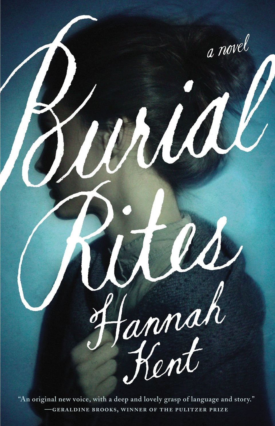 """""""Taught, tense, totally engaging story of a woman awaiting execution in Iceland."""""""