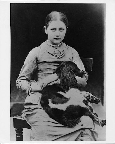 """I never have cared tuppence … for the modern child; they are pampered & spoilt with too many toys & books."" – Beatrix Potter"