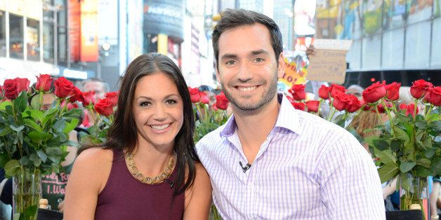GOOD MORNING AMERICA - Bachelorette Desiree Hartsock and baseball player turned mortgage broker Chris Siegfried appeared on