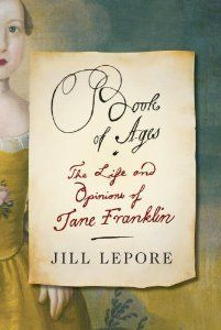 New Yorker writer Jill Lepore masterfully formulates the story of Benjamin Franklin's youngest sister. Jane Franklin was an a
