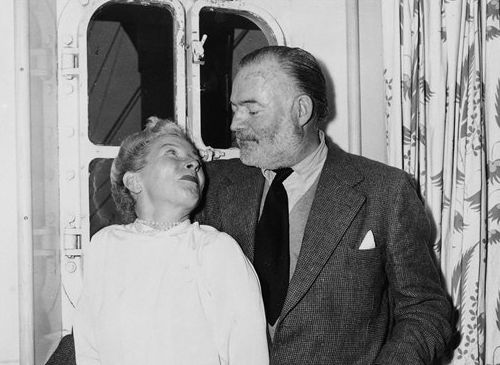 """Ernest Hemingway may have been fun, charming, and remarkably talented, but he wasn't exactly a joy to deal with.   In """"A Move"""
