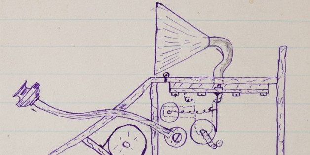 Peek Inside Thomas Edison's Creative Journals (NEW BOOK
