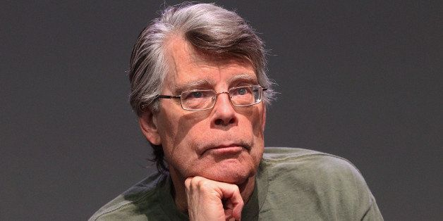 NEW YORK, NY - JUNE 03:  Stephen King attends Meet the Creators at Apple Store Soho on June 3, 2013 in New York City.  (Photo