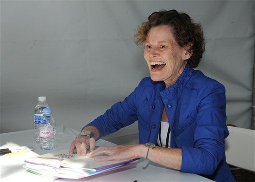 More than any other author, Judy Blume created a safe space for girls to talk about being girls, helping generations of women